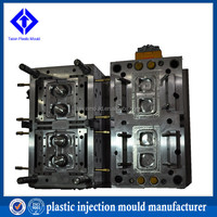 manufacure of plastic articles and plastic injection mould, Hight quality plastic injection molding