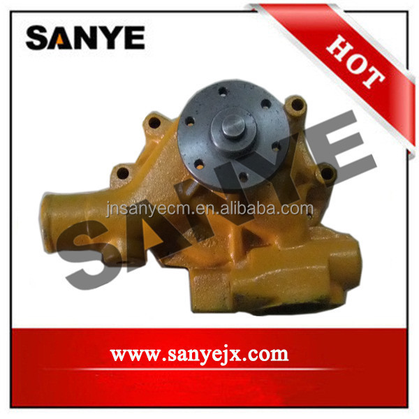 Genuine Brand Excavator Parts 6205-61-1202 WATER PUMP ASS'Y PC200-7 pilot valve PC60-7 PC130-7 SAA4D95L