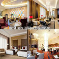 Full hotel furniture project, For Hotel room / Living room / Restaurant, Hotel used furniture (EMT-CP006)