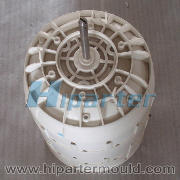 Washing Machine Plastic Mould, ABS Washing Machine Flange Plasstic Injection Moulds