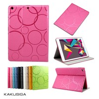 2015 wholesale genuine leather case for apple ipad air bling case
