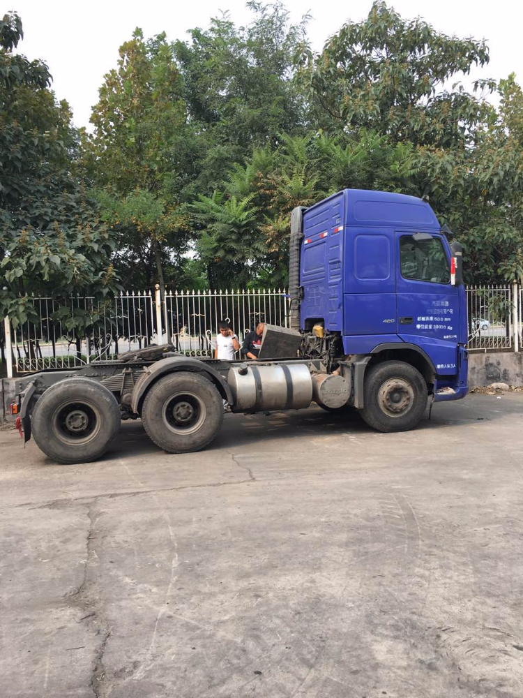 volvo tractor FH12 cheap price for sale. volvo truck .