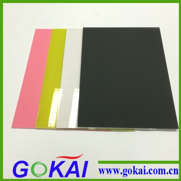 Colored and Tranparent Crystal PMMA Plastic Cast Acrylic Sheet