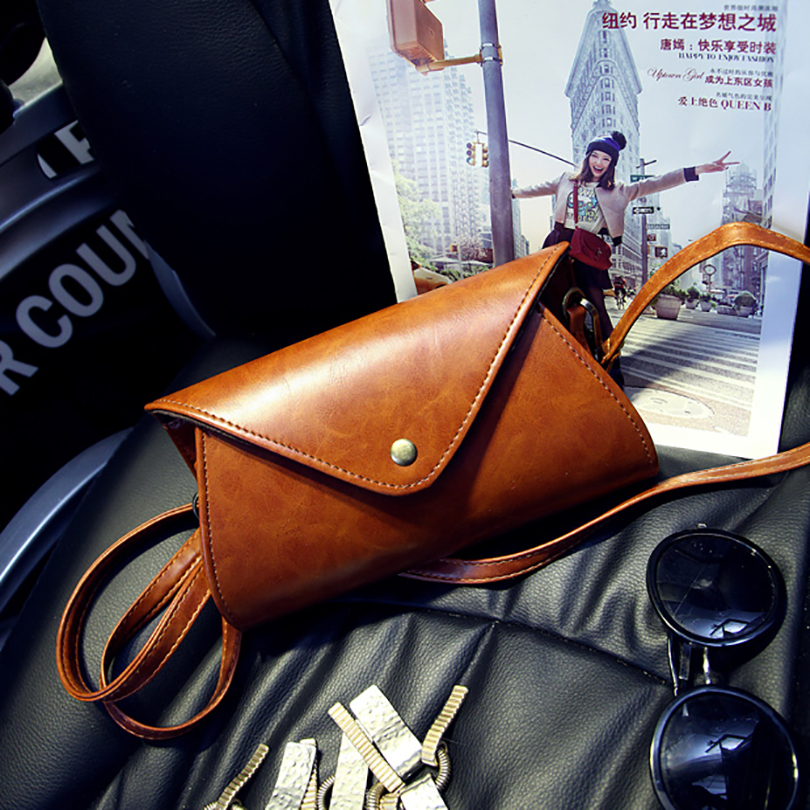 Mini Bag Women Leather Shoulder Messenger Bag