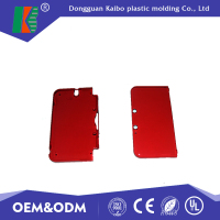 Factory directly sales plastic moulding battery cover for car