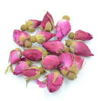 Health France Rose Bud Flower Teas