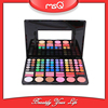 MSQ 78 colors cosmetics with 12 colors lip gloss makeup eyeshadow Palette