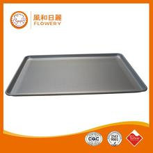 Plastic non-stick perforated baguette pan made in China