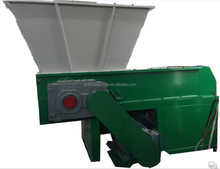 shredder machine for plastic