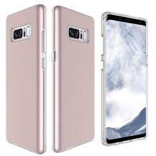Soft tpu pc smartphone case cover for samsung galaxy note 8 case new cover for ladies phone case printing