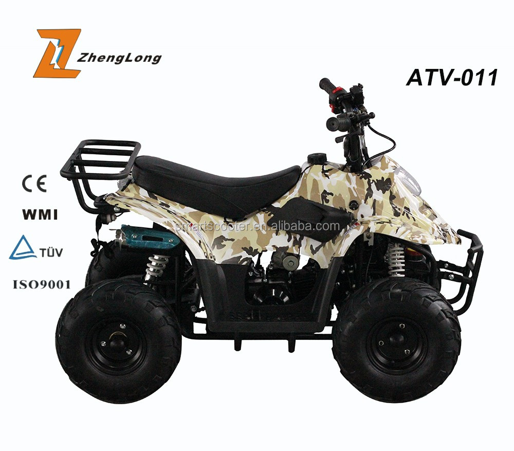 China cheap build your own 4 wheeler atv kits for adults