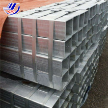 pre galvanized steel pipe for construction square tube@rectangular tube size