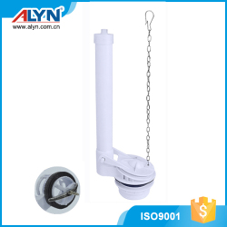Different toilet non-corrosive soft touch ABS flush valve
