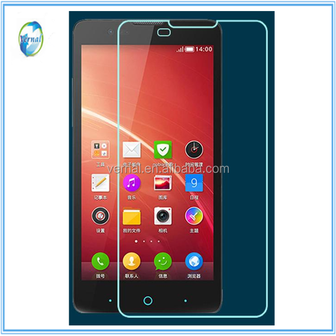 9H 2.5D Factory Good Mobile Phone Tempered Glass Screen Protector for ZTE Zmax 2/Prestige/V5/V5max/V987/V6 Plus/Axon/<strong>L2</strong>