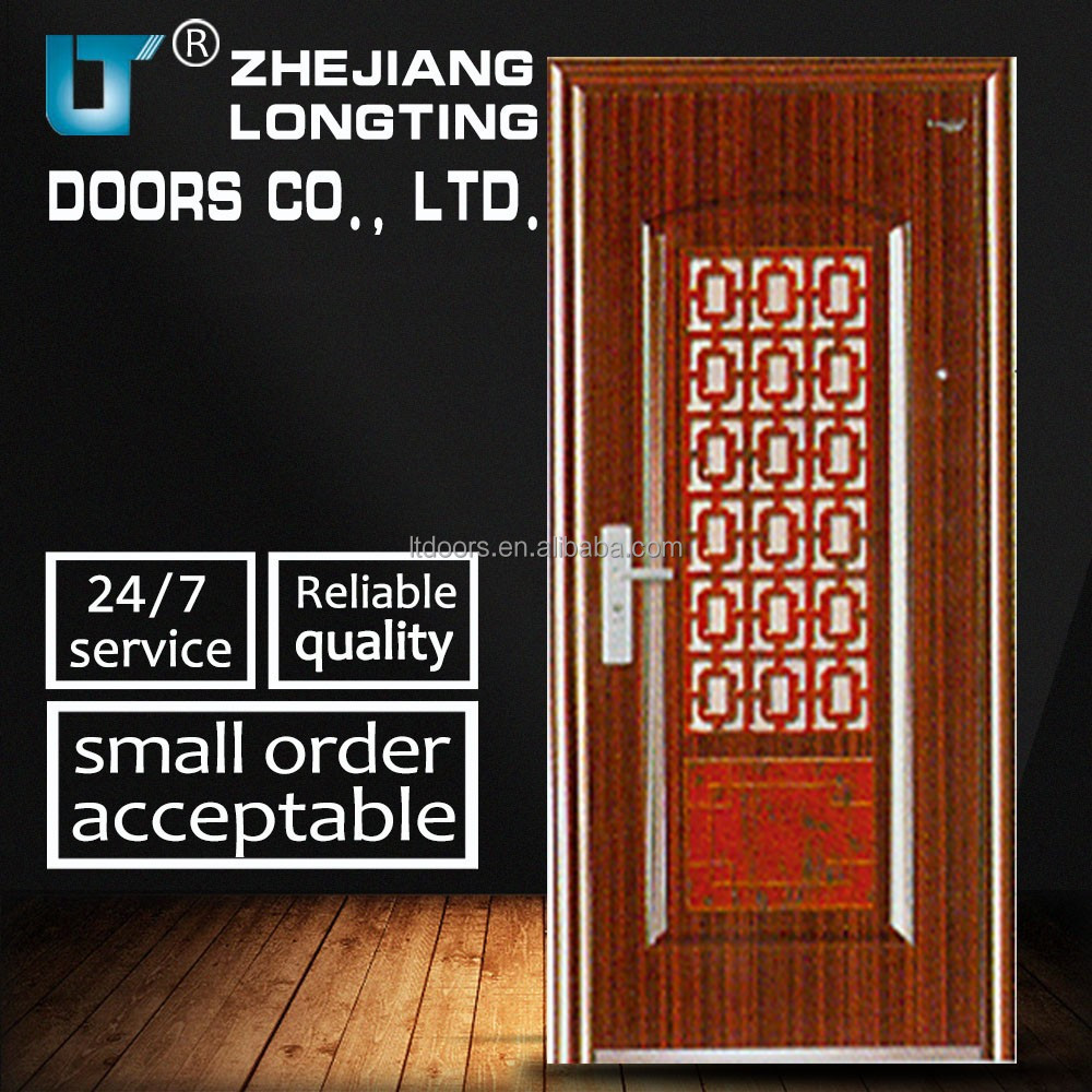 Competitive Price Exterior Steel Door In Door LTT-017