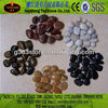 Nature pebble and cobble,glass pebbles for garden,2016 on new promotion