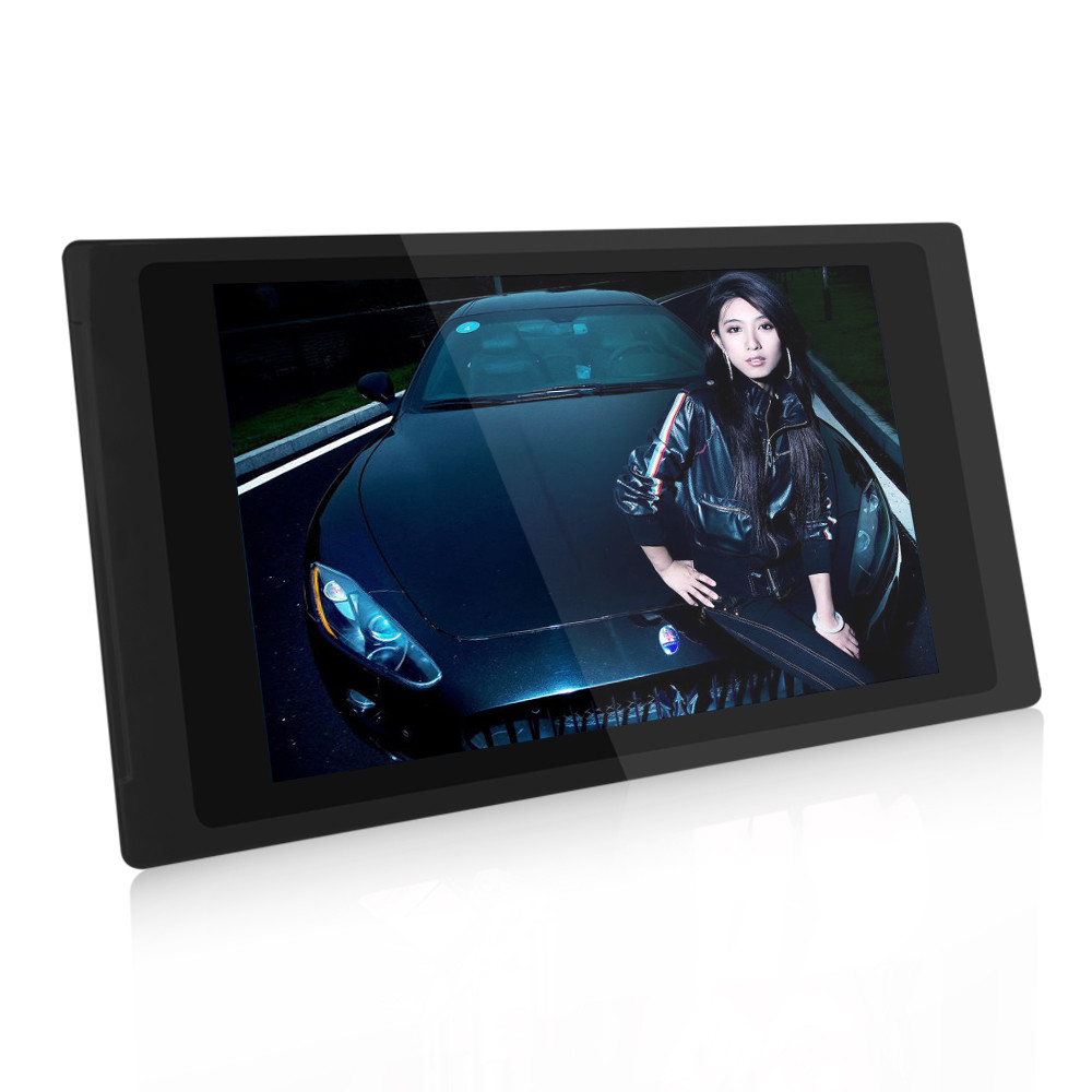 Commercial interactive touch screen poe touch screen tablet