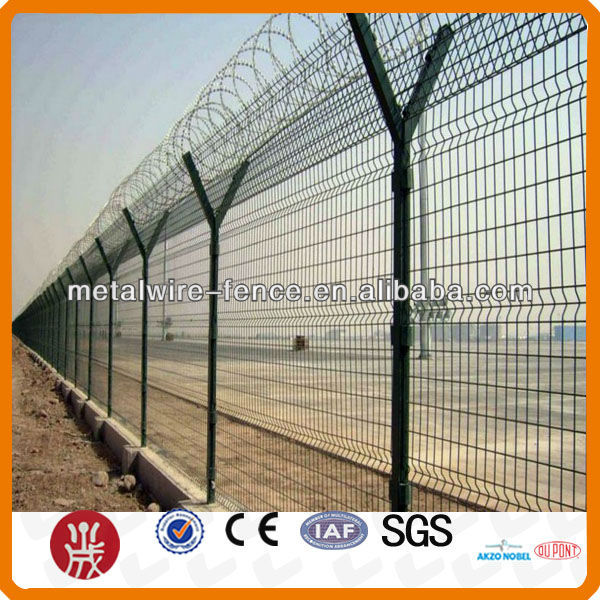 Airport security fence,Airport fence,security fence
