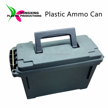 High-quality waterproof small size military cartridge case