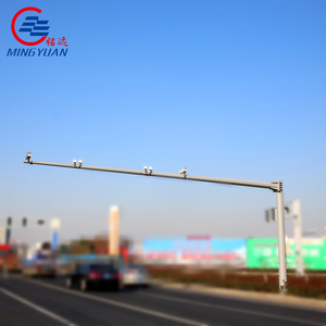 High quality hot sale 10mm traffic signal light pole