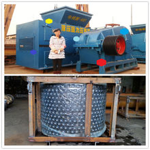 Hydraulic Pressure Coke Powder Briquettes Press Machine