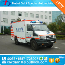 IVECO Land Cruiser Ambulance with Fiber Glass