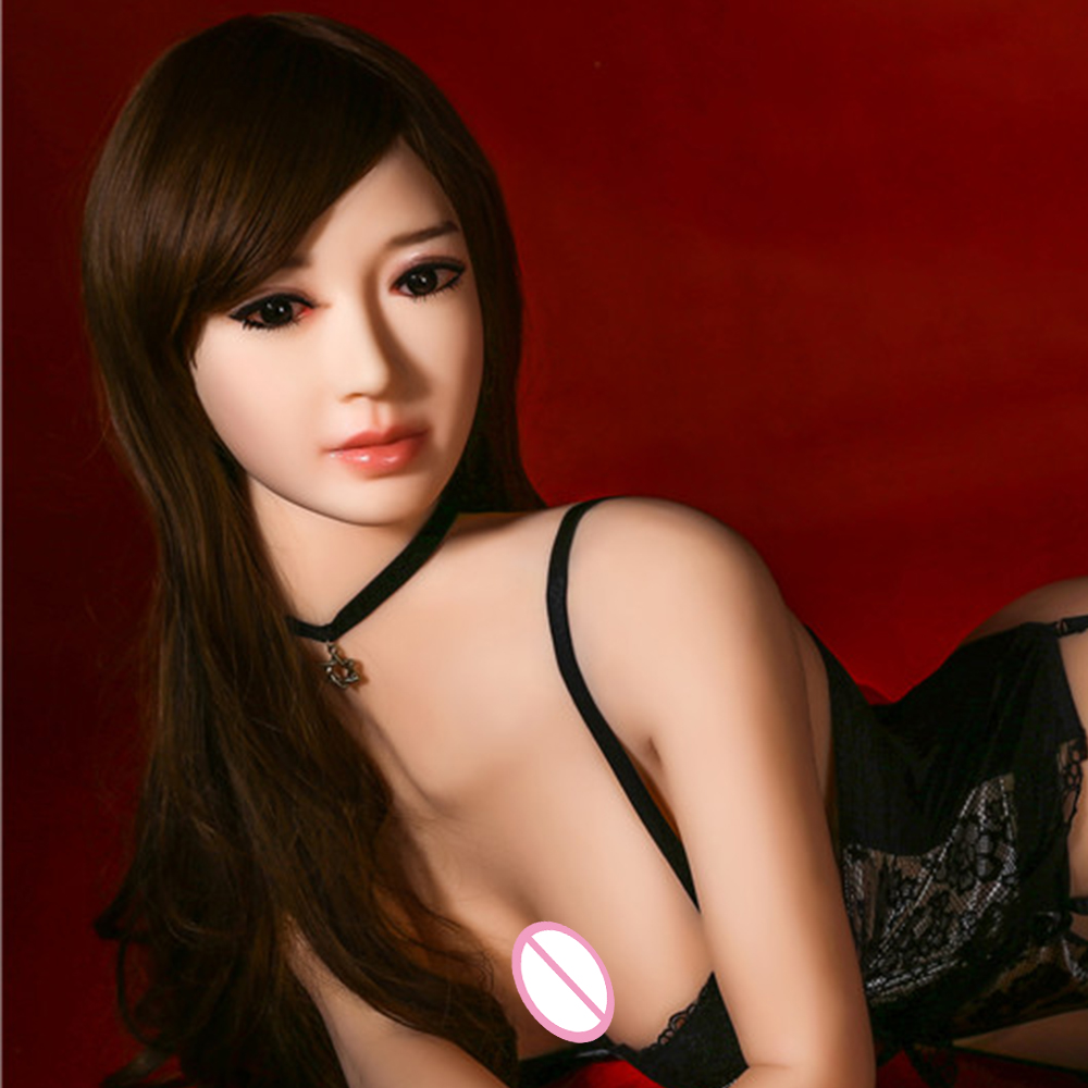 Free Asian Full Silicone China Made Sex Doll for Men Sex Doll Sex Toy Wholesale 158cm