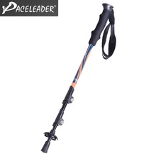 Walking Sticks and Canes Retractable Aluminum Telescopic Walking Stick with Durable Tip