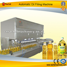 Automatic Sunflower Oil Bottling Packing Line