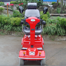 Made-in-Taiwan CT motor 450W mid-sized disabled mobility scooters