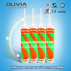 Fast curing acetic Silicone Sealant/RTV construction sealant OLVS18
