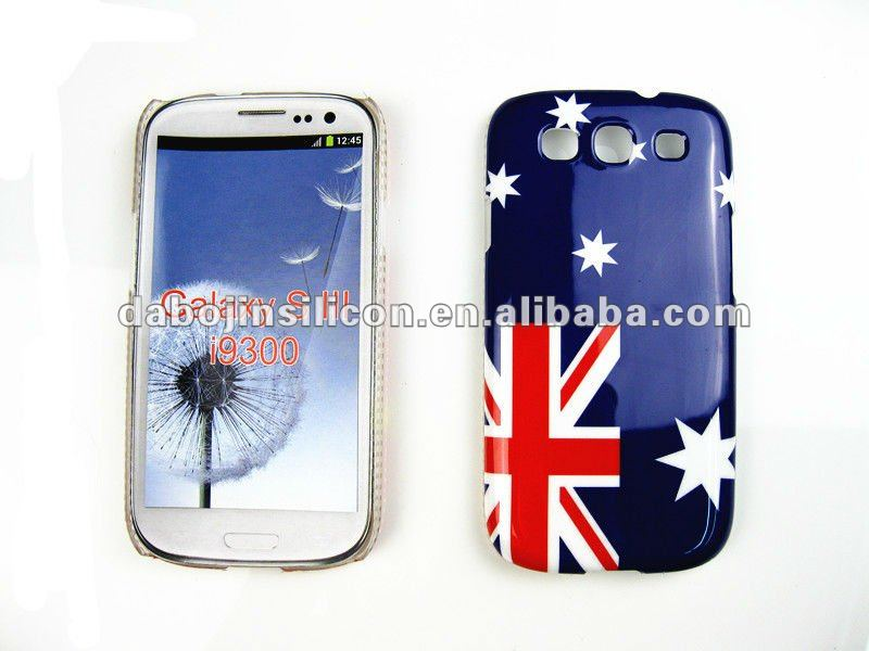 UK national flag phone case for samsung galaxy i9300