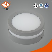 Item 1000 Round Aluminum Housing GS Approved Outdoor IP54 Round LED Ceiling Light