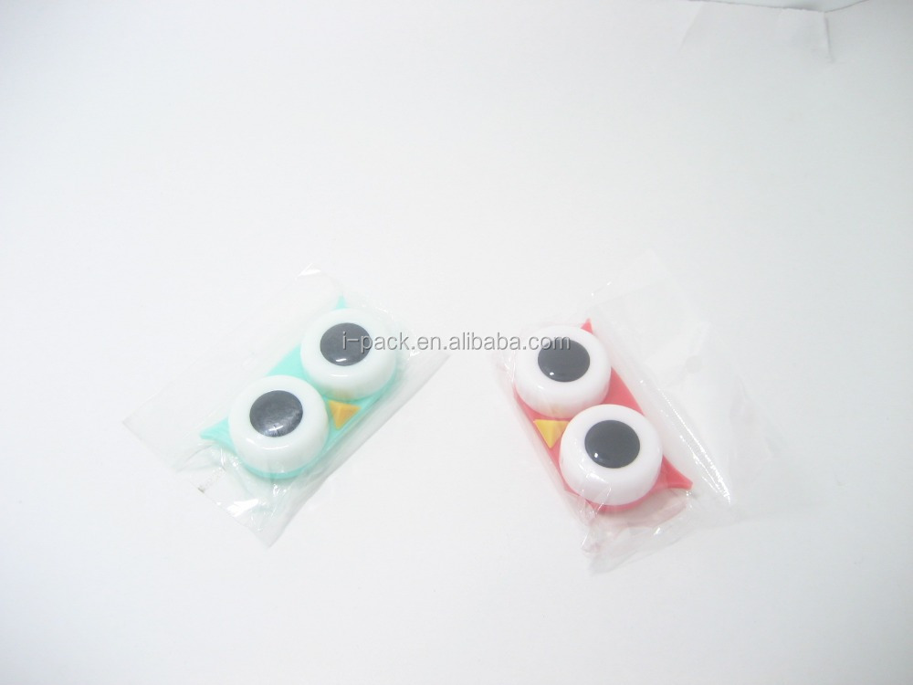 contact lens case printed/container for lenses/containers for contact lenses