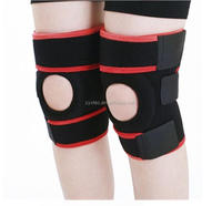 neoprene knee shin protector guard pad knee support sleeve