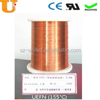 155 degree UEW+NY insulation motor winding wire size
