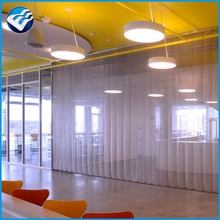 New type partition wall metal mesh drapery