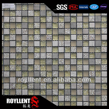 glass tile glass mosaic gold mosaic