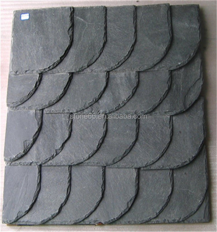 villa decorate slate roofing tile /slate roofing