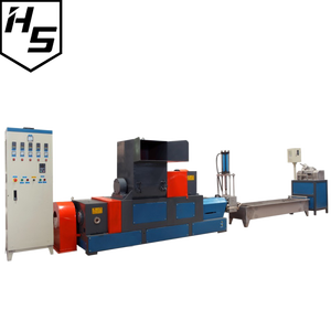 pc plastic granules making machine