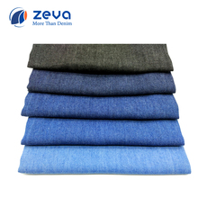 New design 100% cotton slub denim fabric for clothing