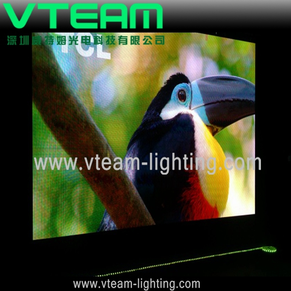2015 OUTDOOR P8 High definition and light weight LED display