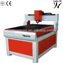 YN6090 small 3d cnc carving machine/mini cnc router machine/cnc drilling router