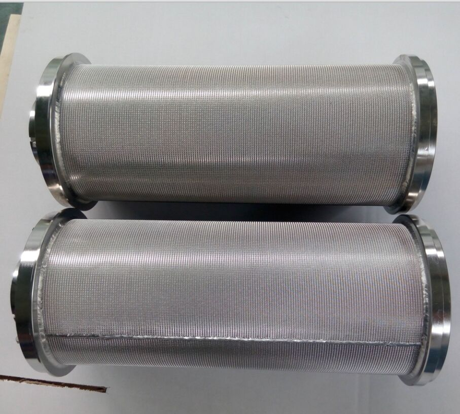 filter element for sulphur filtration