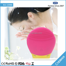 Bless-1098B silicone face massage facial brush