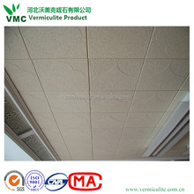 50x60 cheap price hot sale eco healthcare vermiculite tiles for ceiling