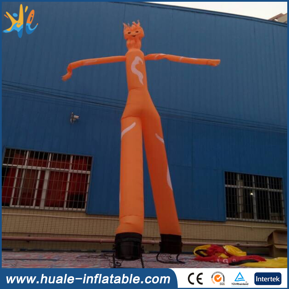 Customized inflatable air dancer /inflatable advertising man