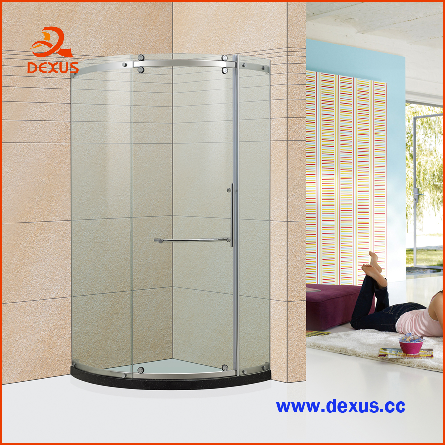 Fantastic U Shaped Shower Enclosures Gallery - Bathroom and Shower ...