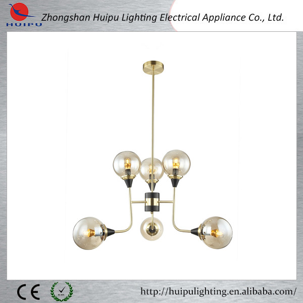 Modern new product good quality chandelier light for lobby from China supplier