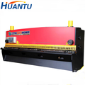 Europe standard Metal Sheet plate Guillotine Cutting Machine